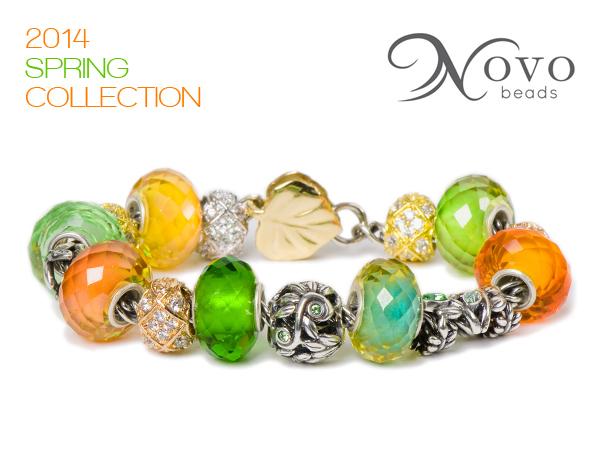 Novobeads Spring 2014 Collection