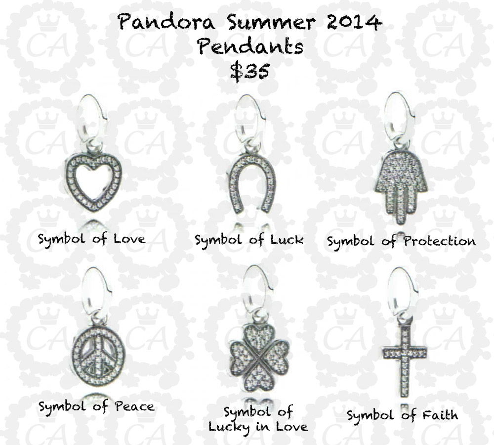 pandora summer 2014 collection prices charms addict