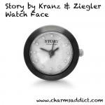 story-by-kranz-ziegler-silver-black-round-watch