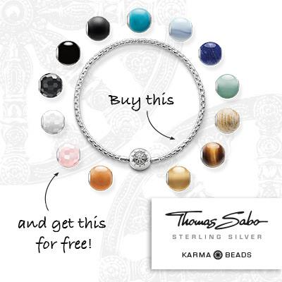 thomas sabo karma beads le mother 39 s day set charms addict. Black Bedroom Furniture Sets. Home Design Ideas
