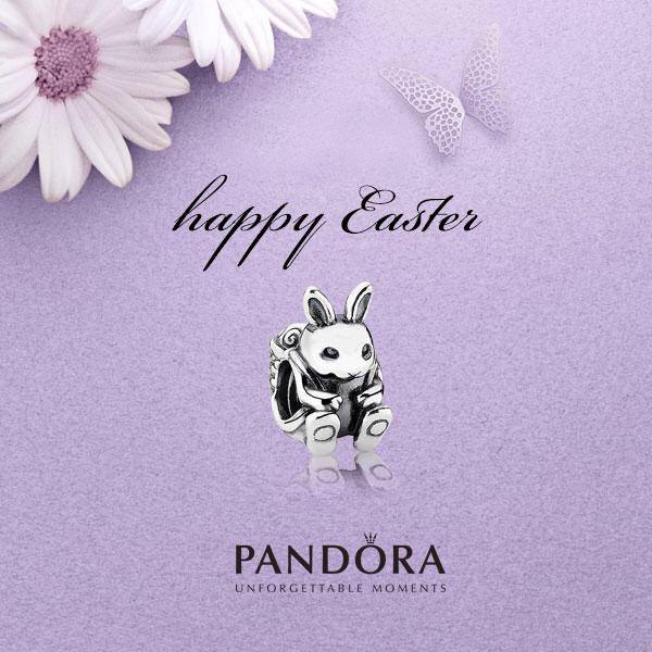 Happy Easter with Pandora, Ohm Beads, & Trollbeads