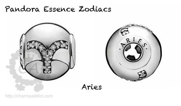 Pandora Essence Zodiacs Preview Charms Addict
