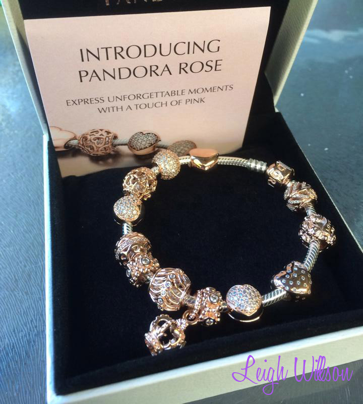 Le Pandora Rose Collection Charms Addict