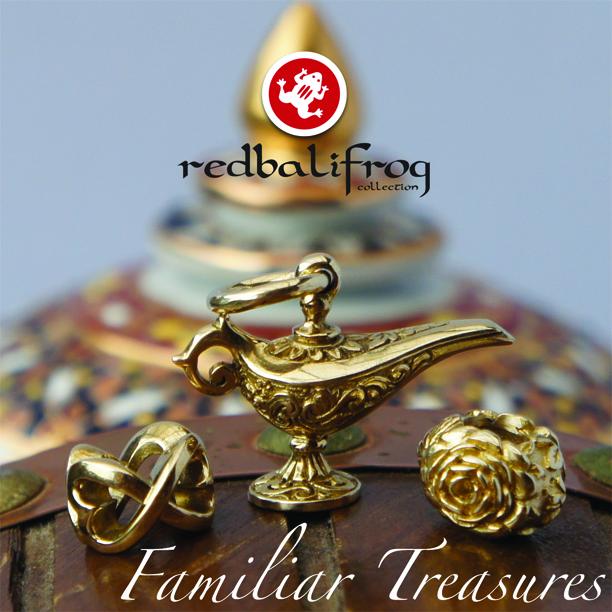 *redbalifrog* LE Familiar Treasures Collection Release