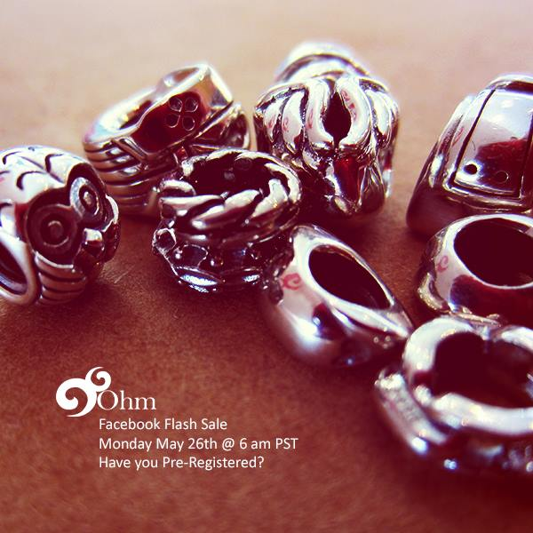 Ohm Beads Memorial Day Flash Sale