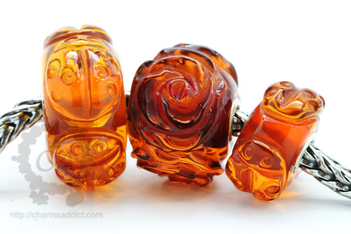 Trollbeads Carved Ambers Review