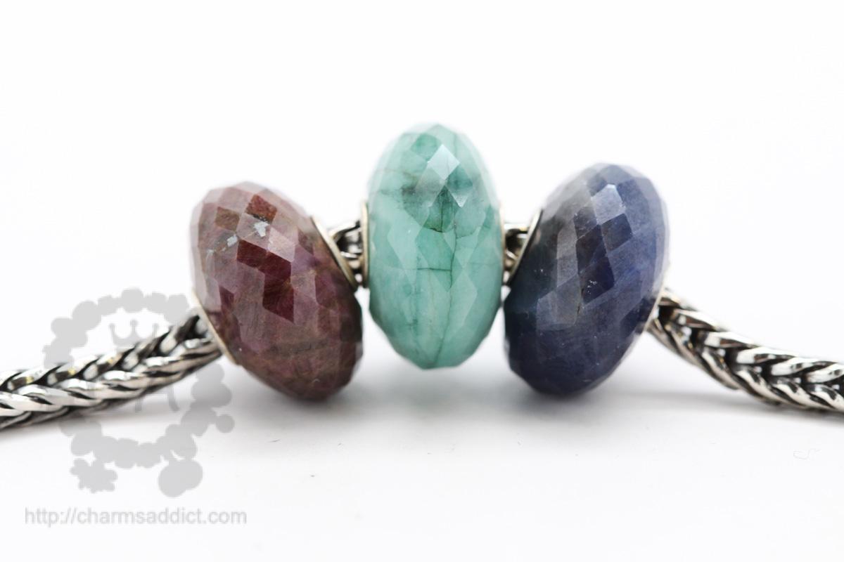Trollbeads Precious Stones