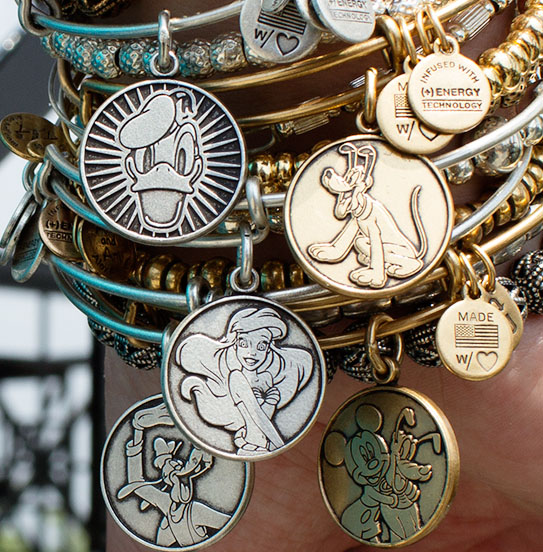 Alex and Ani Disney Collection Additions
