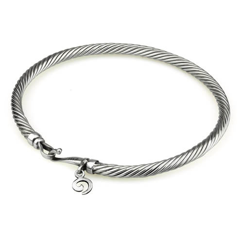Ohm Beads Twist Bangle Promo