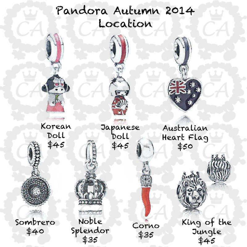pandora charms and prices pandora charms children