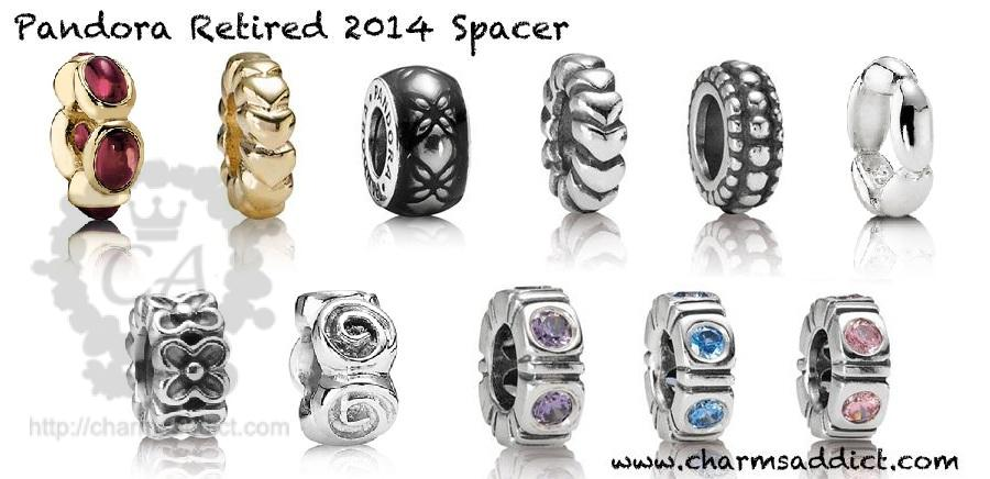 Pandora Spacers