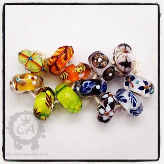 Trollbeads LE Summer 2014 Kits