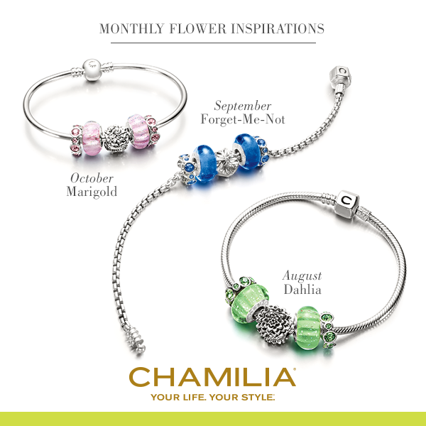 Chamilia Garden Club (August – October)