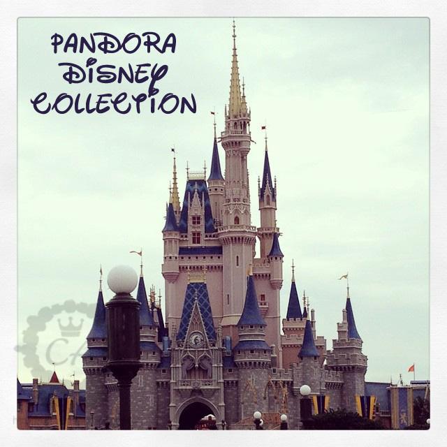 Pandora Disney Collection Officially Announced
