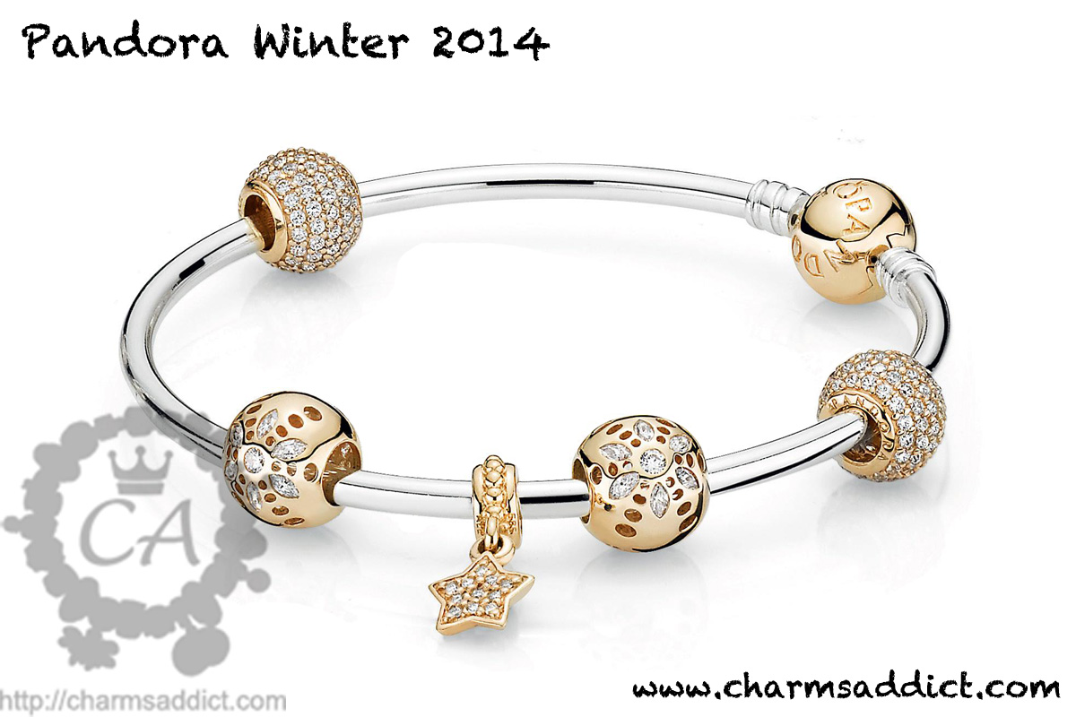 Pandora Winter 2014 New Bracelets and Necklace Options