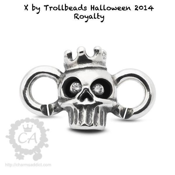 X by Trollbeads Halloween 2014 Sneak Peek
