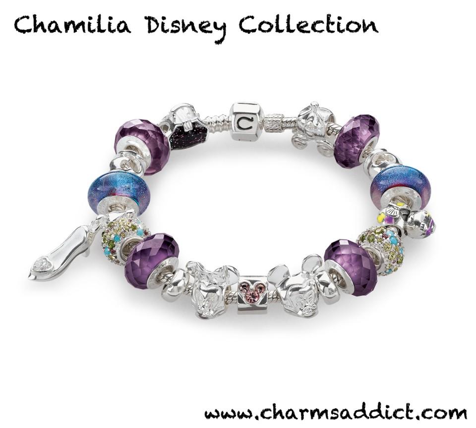 chamilia announces disney collection retirement charms