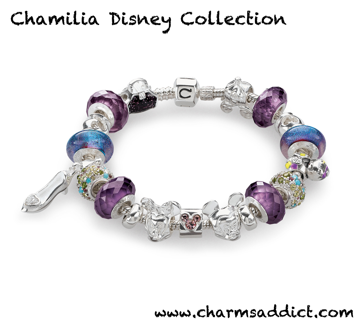 Chamilia Announces Disney Collection Retirement