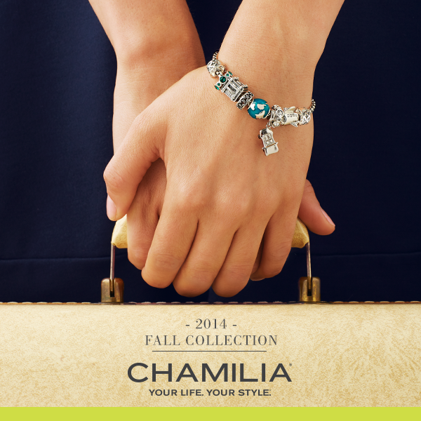 Chamilia Fall 2014 Travel Charms