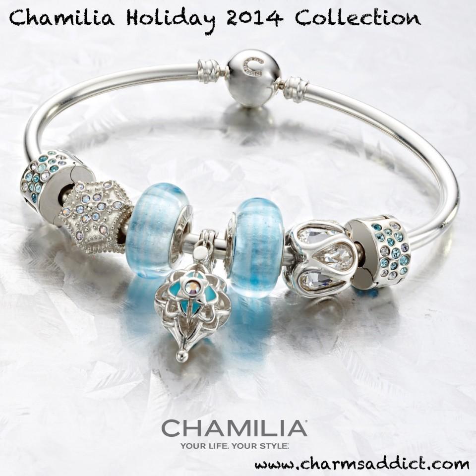 Chamilia Holiday Season 4 2014 Collection Preview