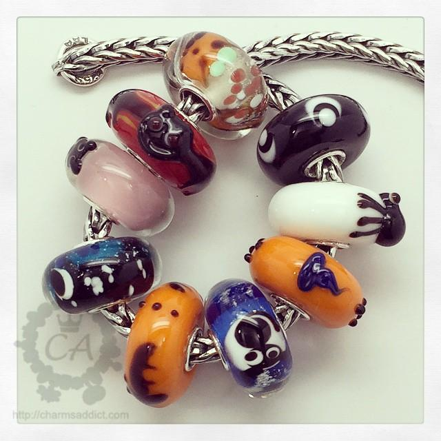 Macrow Exclusive Beads Halloween Review