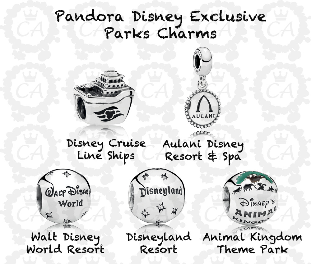 charms disney pandora