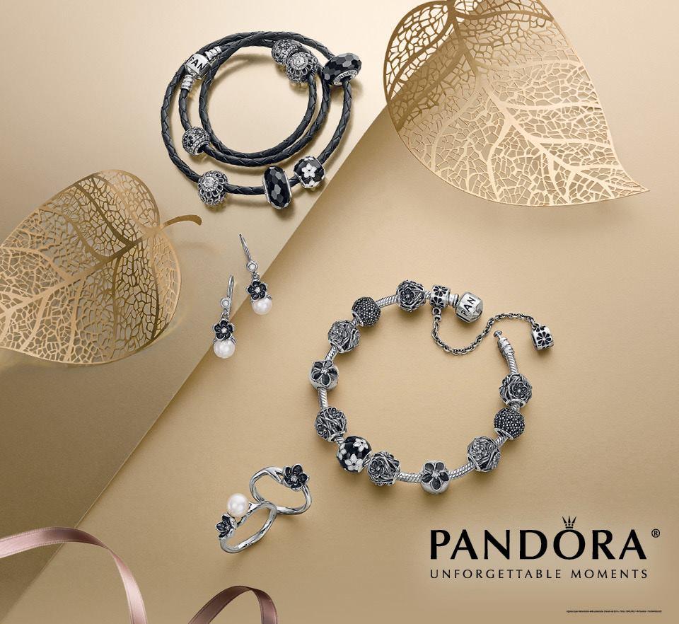 Pandora Mystic Floral Review