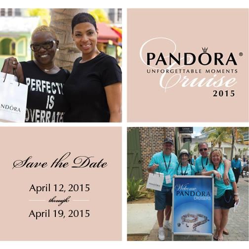 Pandora Cruise 2015 Announced