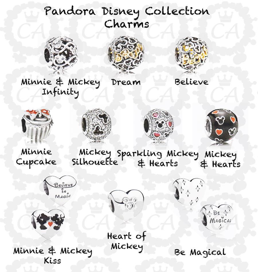 pandora disney charms canada