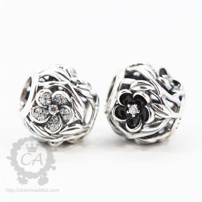 Pandora Mystic Floral Review Charms Addict