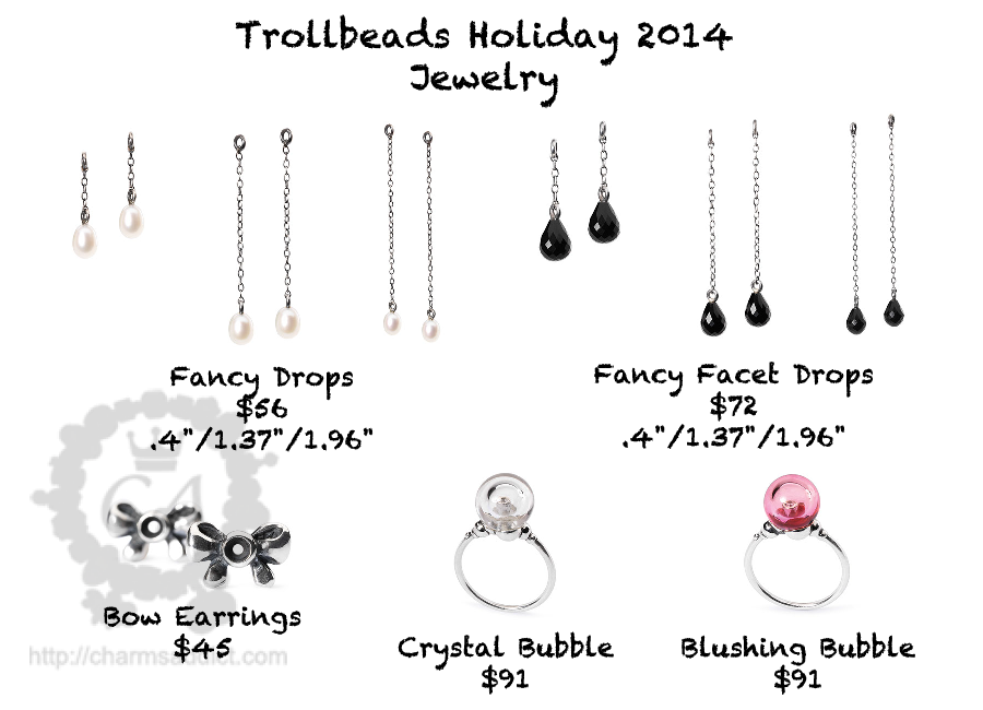Trollbeads Holiday 2014 Campaign And Prices Charms Addict