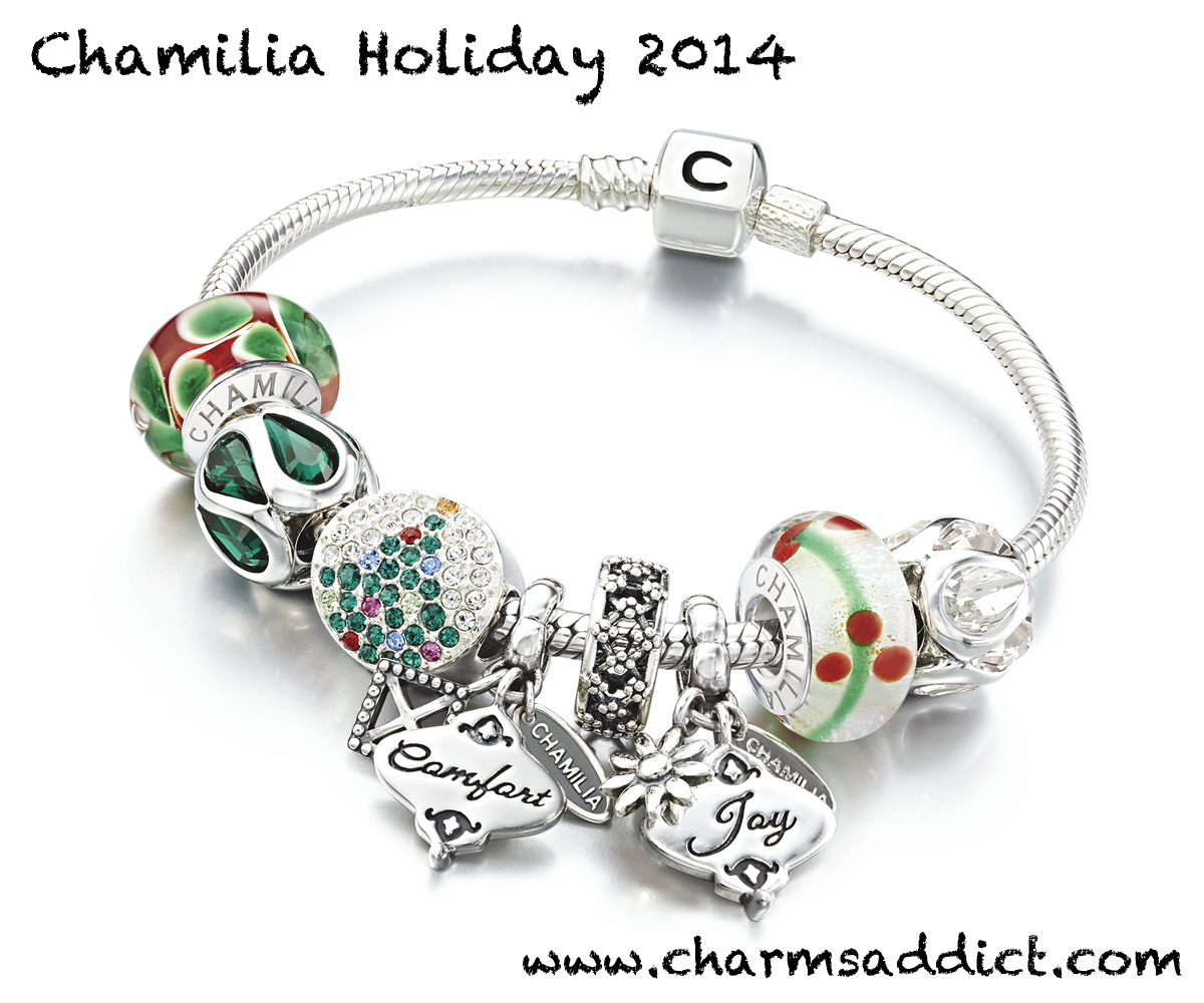 Chamilia Holiday 2014 Classic Christmas