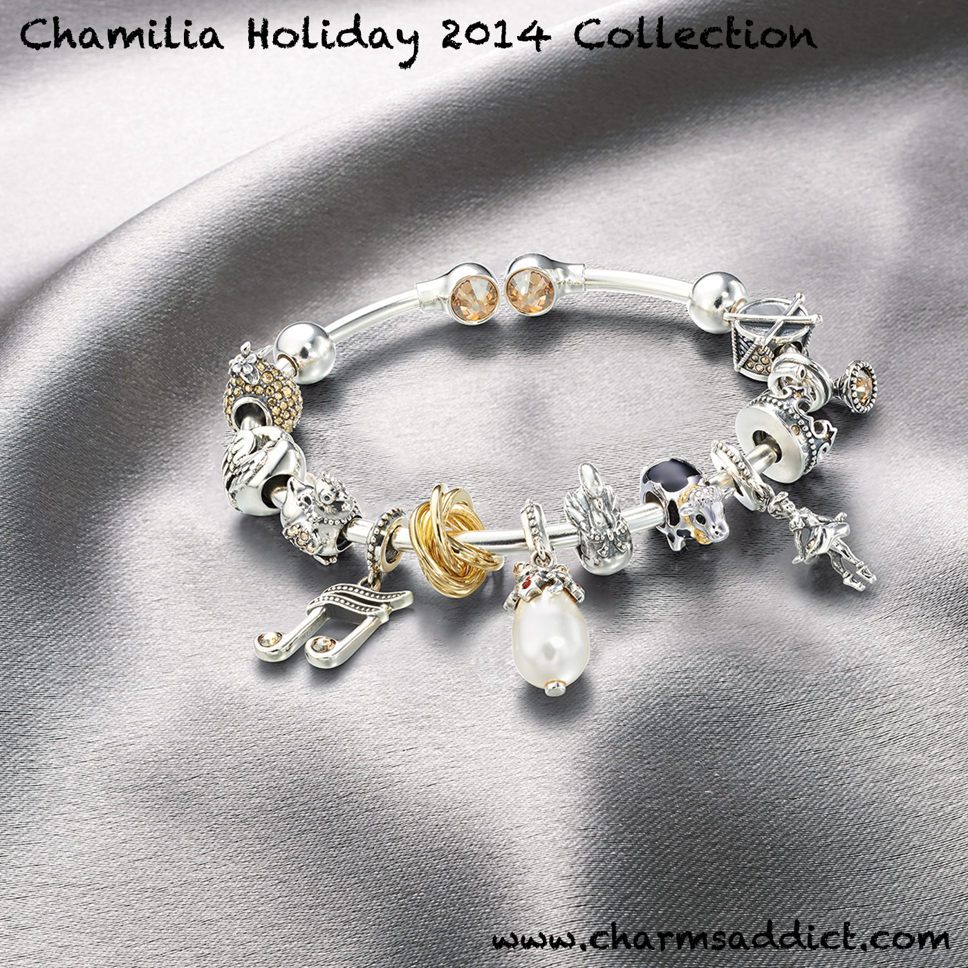 Chamilia Holiday 2014 (Season 4) Release