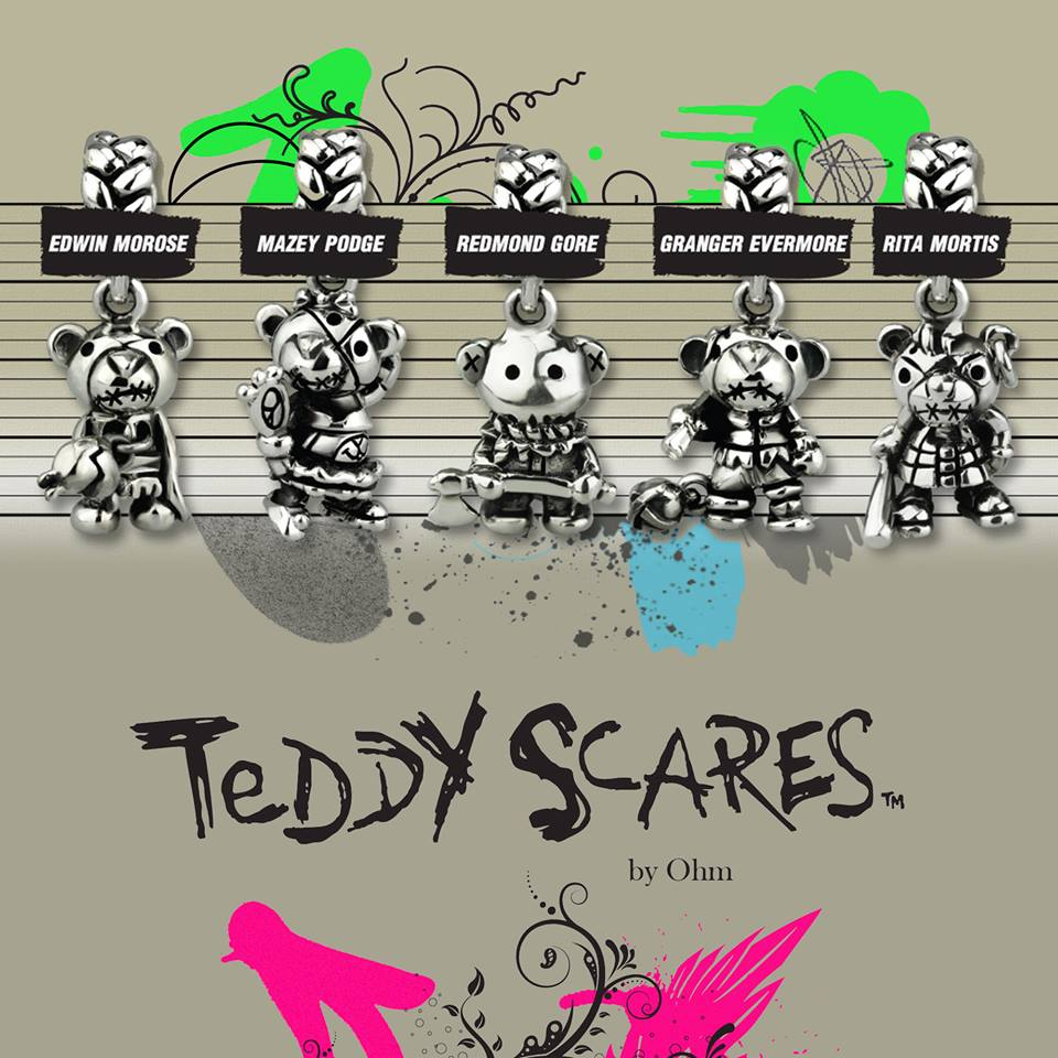 Ohm Beads Teddy Scares Review