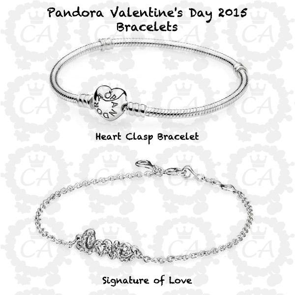 Bracelet pandora 2015