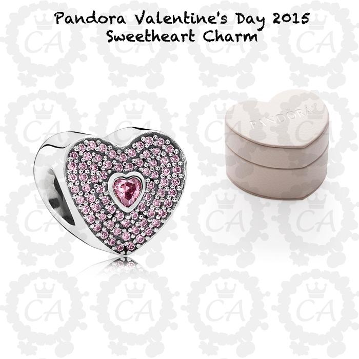 Valentines Day Charms  PANDORA Jewelry US