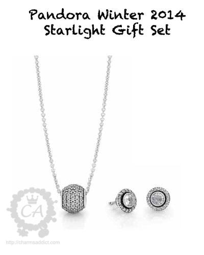 Pandora Christmas Gift Set: Pandora 2014 Holiday Sets