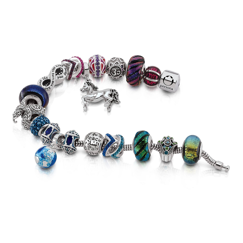 Persona Charm Bracelet: Persona Fall 2014 Wanderlust Collections Release
