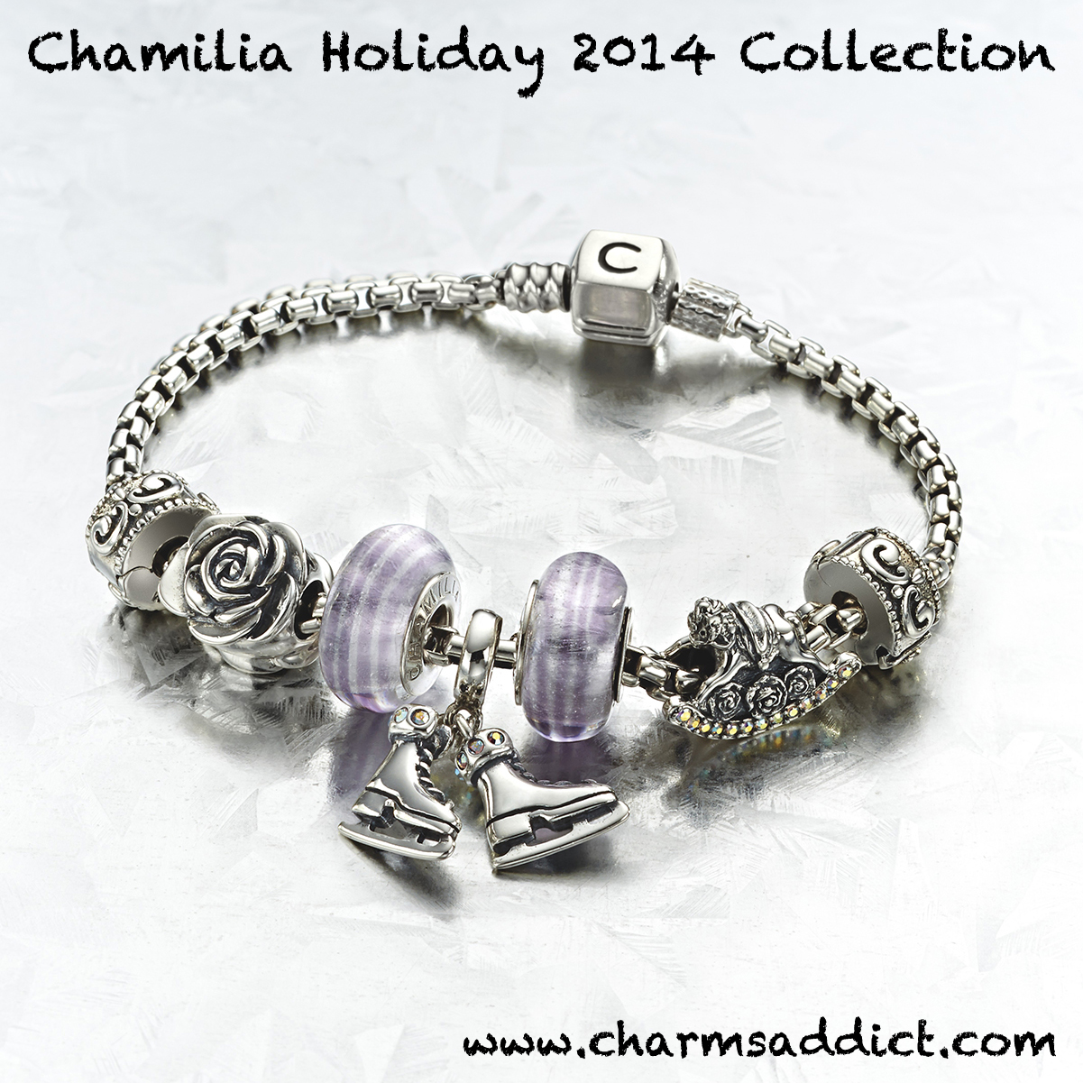 Chamilia Holiday 2014 Vintage Charms