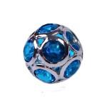 Aquamarine Blue Orb