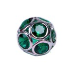 Emerald Green Orb