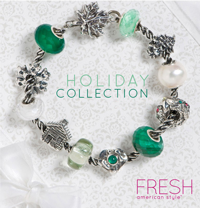 Novobeads Holiday 2014 Collection
