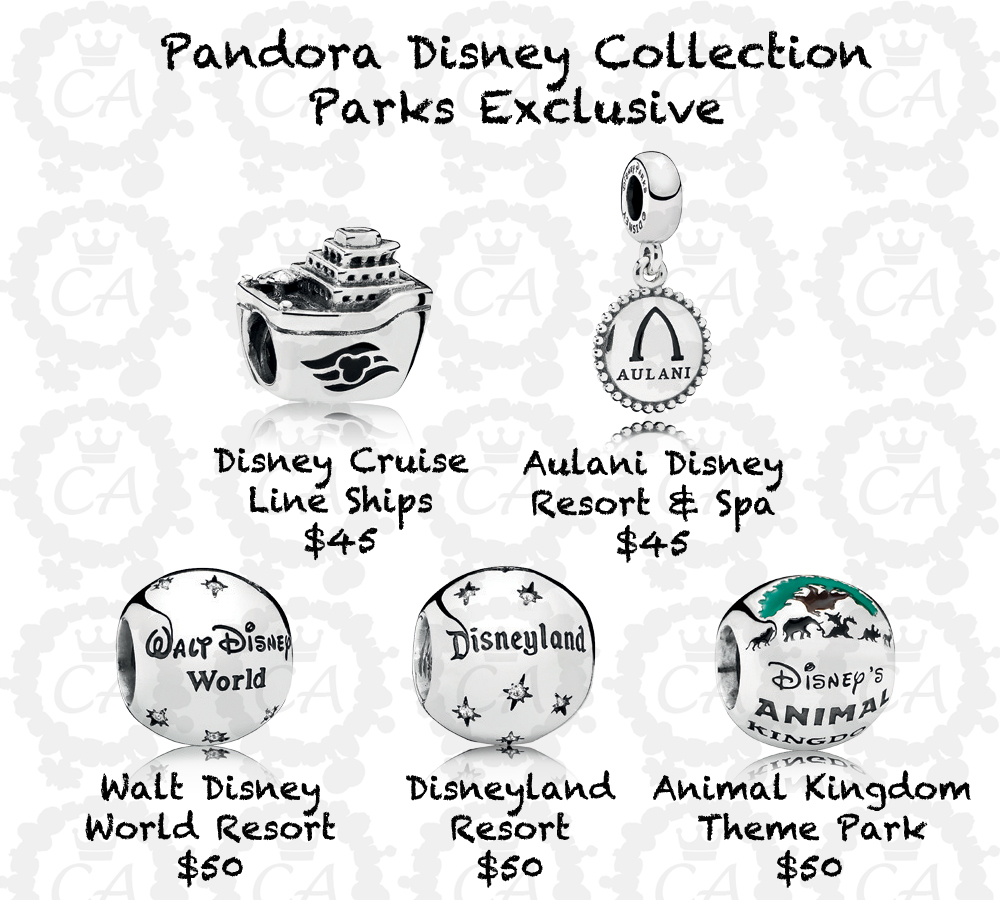 Pandora Jewelry Cost: The DIS Disney Discussion Forums - DISboards.com