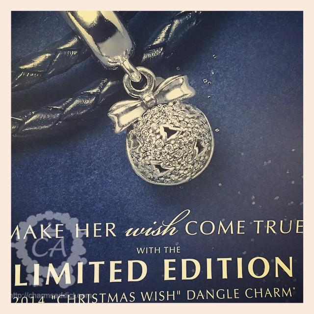 Pandora Black Friday Charm 2014 Sneak Peek