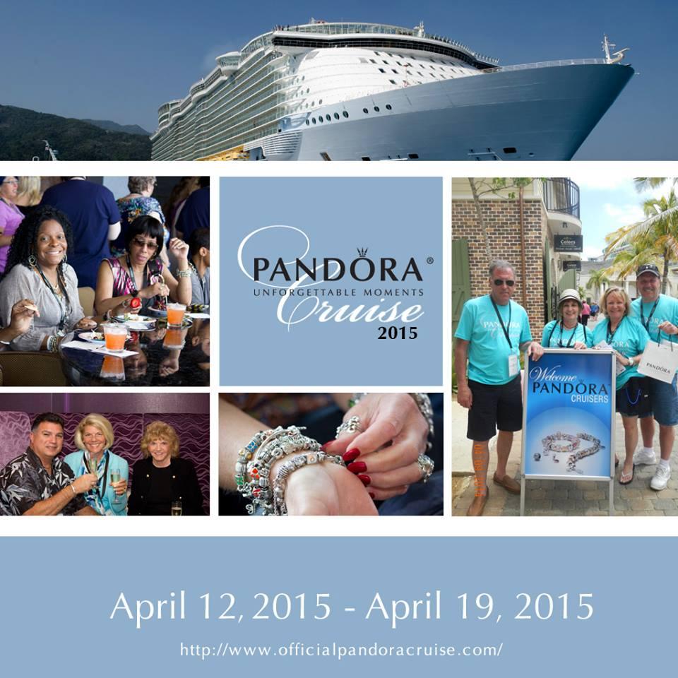 Pandora Unforgettable Cruise 2015 Registration Opens