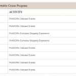 pandora-cruise-2015-itinerary