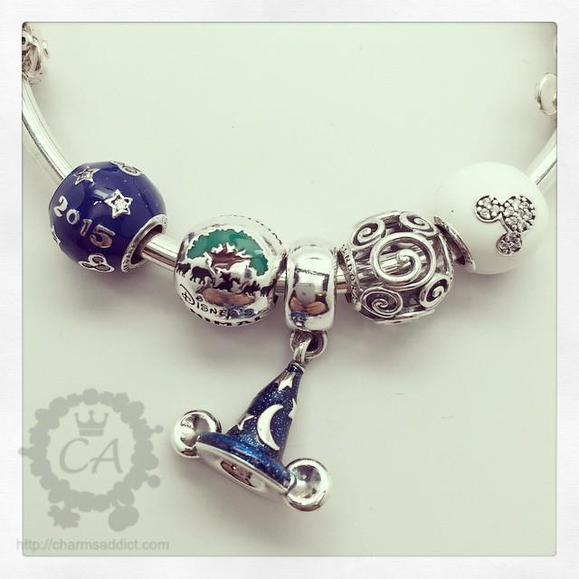 my pandora disney bracelets charms addict