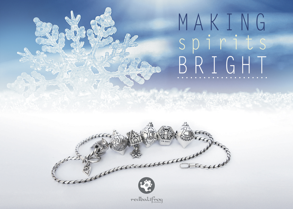 *redbalifrog* Making Spirits Bright Collection Release