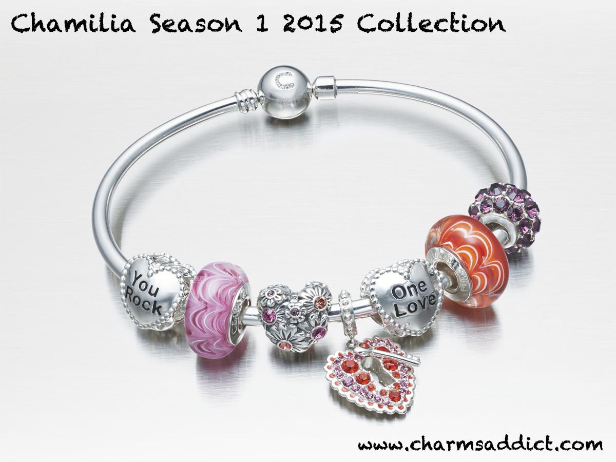 Chamilia Season 1 2015 Collection Preview