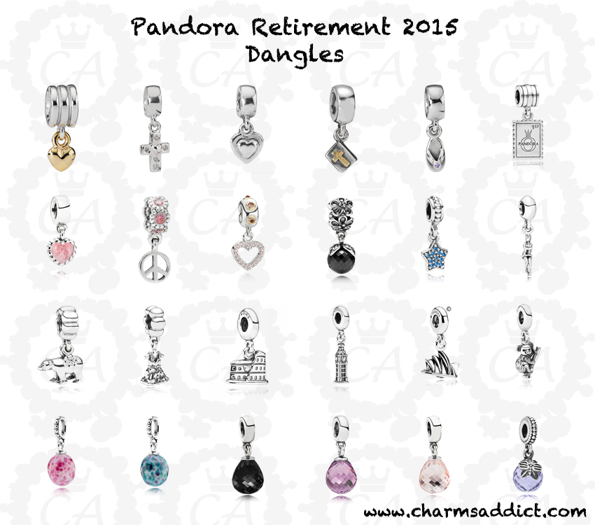 Upcoming Pandora Jewelry Promotions: Pandora Upcoming 2015 Retirement